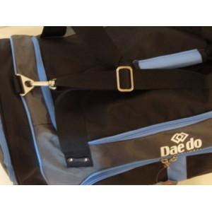 Сумка Daedo с синими вставками BOL20161