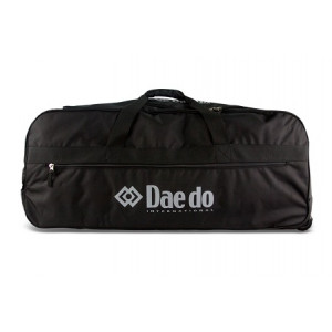 Сумка Daedo на колесиках с тканевой ручкой BOL2012