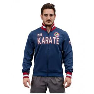 Куртка синяя KARATE CH 2220