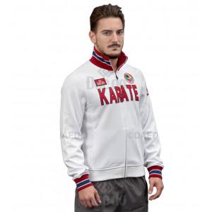 Куртка белая KARATE CH 2221