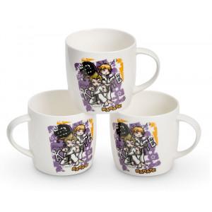 Чашка Daedo WKF фиолетовая DE1523