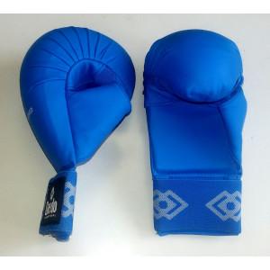 Защита кисти для Каратэ с пальцем (Daedo) Approved WKF  KPRO 2011