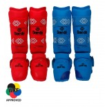 Защита голени и стопы для Каратэ WKF KPRO 2012