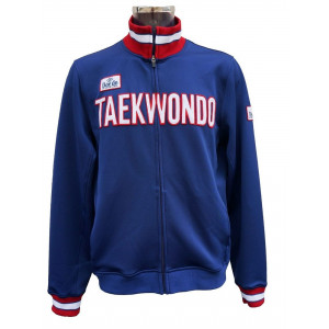 Куртка синяя TAEKWONDO CH 2214