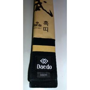 Пояс черный Master Dae do CINT 15313