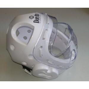 Шлем защитный с маской 20915